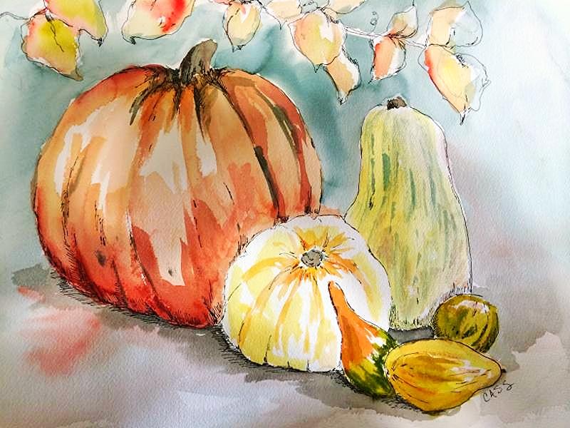 2014 October Pumpkin